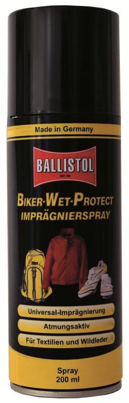 BikeWetProtect Imprägnierspray Ballistol 100ml - BikeWetProtect Imprägnierspray Ballistol 100ml