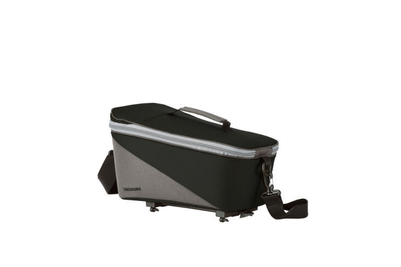 SaarRad Fr. Hoffmann GmbH - B2B-Shop - Racktime Gepäckträgertasche Talis schwarz-grau