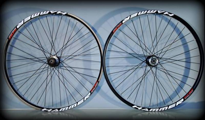 Laufradsatz Point MTB 29` schwarz - Laufradsatz Point MTB 29` schwarz