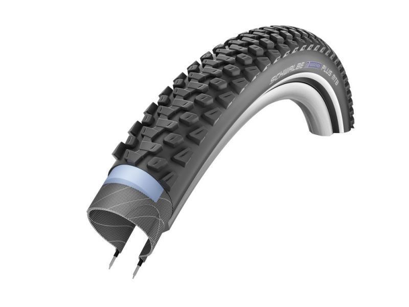 Reifen 26 x 2,25 Marathon Plus MTB Reflex - Reifen 26 x 2,25 Marathon Plus MTB Reflex