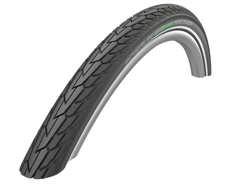 Reifen 28 x 1 3/8 Road Cruiser Reflex Green - Reifen 28 x 1 3/8 Road Cruiser Reflex Green