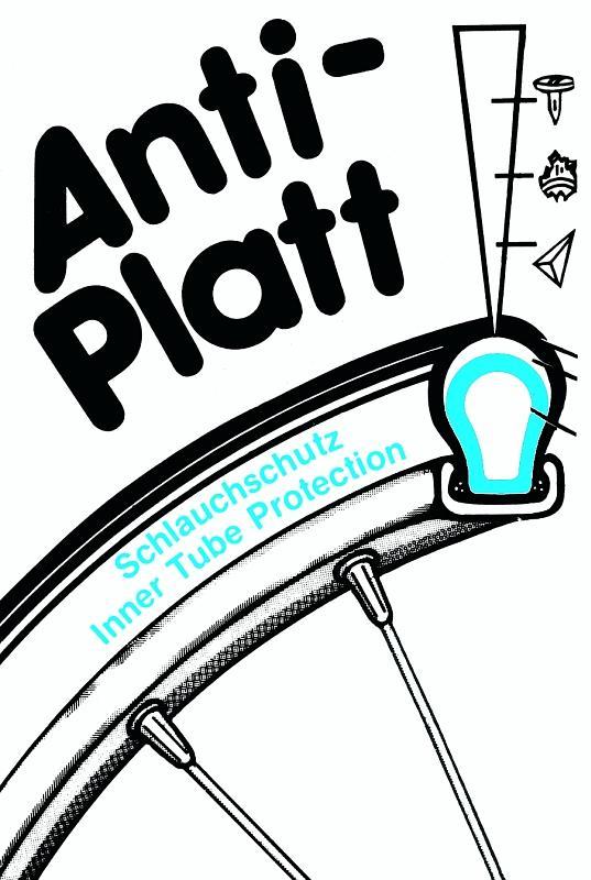 Pannenschutzband Anti Platt - Pannenschutzband Anti Platt