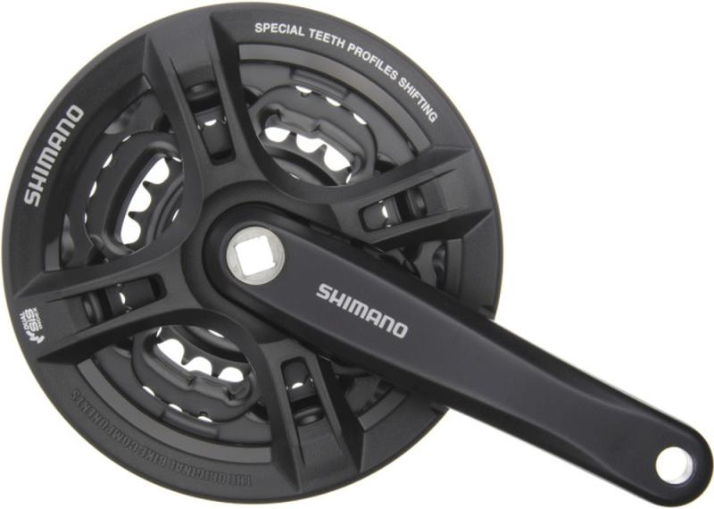 Kurbelgarnitur 'Shimano FCTY 501 ' - Kurbelgarnitur 'Shimano FCTY 501 '