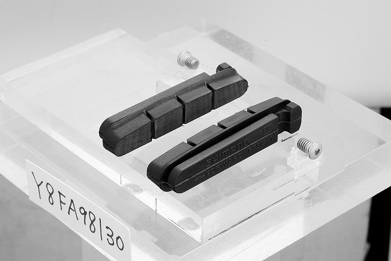 Ersatzbeläge Cartridge 'Shimano DA/Ultegra' - Ersatzbeläge Cartridge 'Shimano DA/Ultegra'