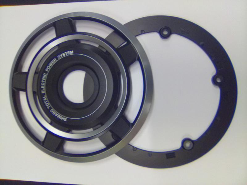 Ketteschutzring 44 Z doppelt Steps 6000 - Ketteschutzring 44 Z doppelt Steps 6000