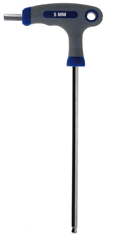 Innensechskantschlüssel mit T-Griff 5 mm - Innensechskantschlüssel mit T-Griff 5 mm