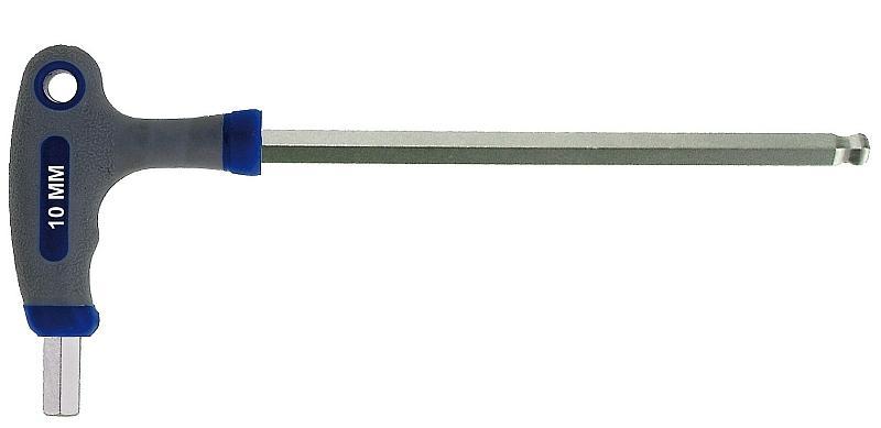 Innensechskantschlüssel mit T-Griff 10 mm - Innensechskantschlüssel mit T-Griff 10 mm