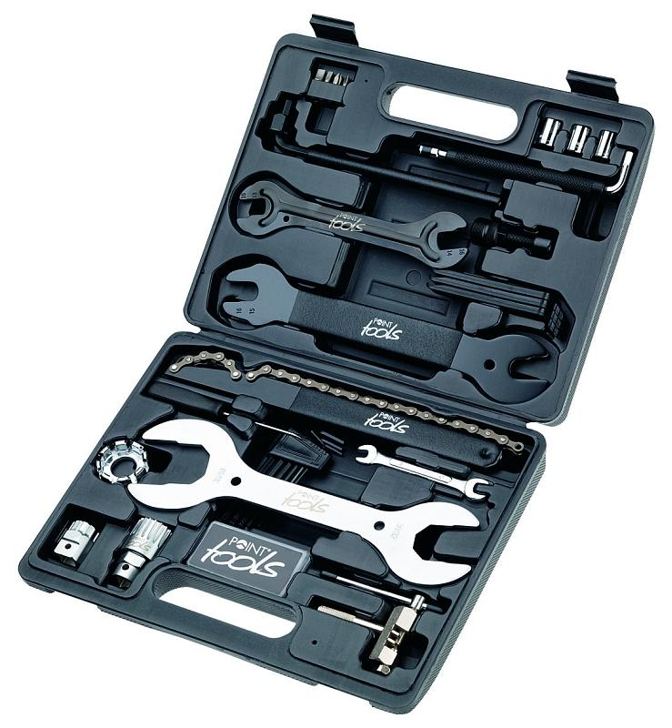 Werkzeugkoffer 'Point 32 Teile' - Werkzeugkoffer 'Point 32 Teile'