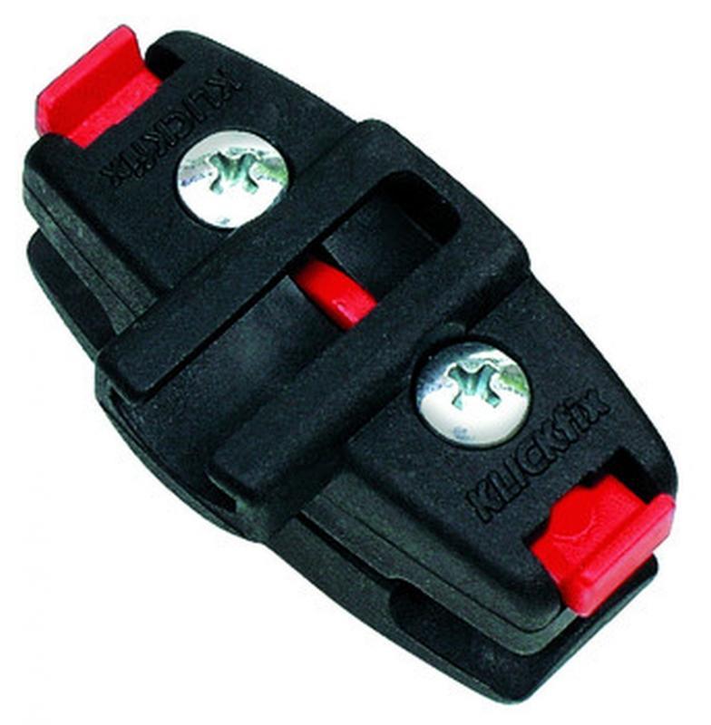 Mini Klickfixadapter für Satteltasche und Seilschlösser - Mini Klickfixadapter für Satteltasche und Seilschlösser
