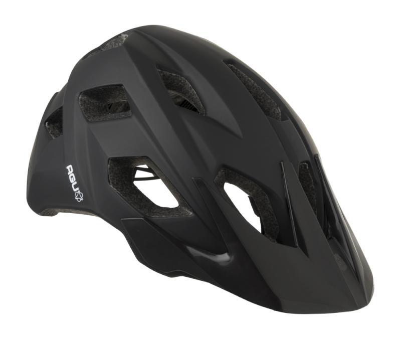 SaarRad Fr. Hoffmann GmbH - B2B-Shop - AGU Helm  XC MTB schwarz