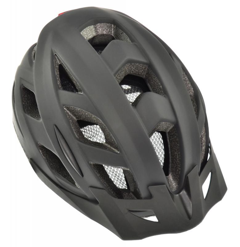 AGU Helm Cit-E L/XL mit Schirm - AGU Helm Cit-E L/XL mit Schirm