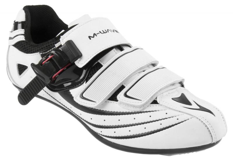 Rennrad Schuh M-Wave Gr 46 - Rennrad Schuh M-Wave Gr 46