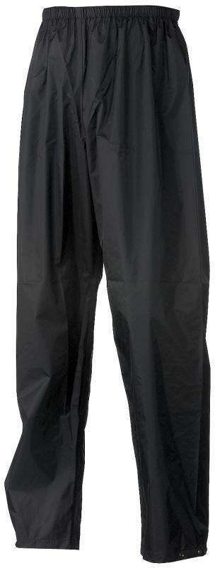 Regenhose 'AGU Basic' schwarz Gr. XXL - Regenhose 'AGU Basic' schwarz Gr. XXL
