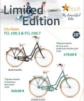 SaarRad Fr. Hoffmann GmbH - B2B-Shop - Flyer City & E-Bike limited Editons Modelle 2018