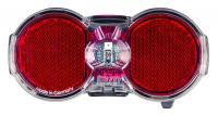 Gepäckträgerrücklicht 'Toplight Flat permanent' - FAHRRAD - KONTOR | Fahrraddiscount | Gute Räder, gute Preise