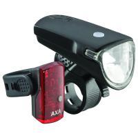 SaarRad Fr. Hoffmann GmbH - B2B-Shop - Axa Batteriebeleuchtungsset  Green Line 40Lux/1LED