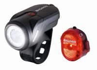 SaarRad Fr. Hoffmann GmbH - B2B-Shop - Sigma Sport Beleuchtungsset Aura 35 USB/Nugget 2