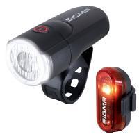 SaarRad Fr. Hoffmann GmbH - B2B-Shop - Sigma Sport Beleuchtungsset Aura 30 / Curve