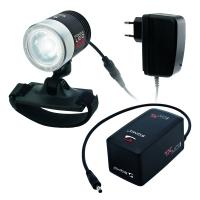 Helmleuchte Power Led Evo Pro X Sigma - Bergmann Bike & Outdoor