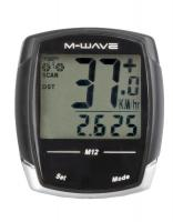 Computer 'M-Wave M12' - Bergmann Bike & Outdoor