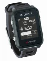 SaarRad Fr. Hoffmann GmbH - B2B-Shop - Sigma Sport Sportuhr ID Free grey