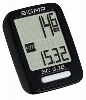 Computer BC 5.16 Sigma - Bikesport Scheid - Ihr Fahrradfachgeschäft im Saarland