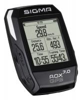 Computer 'Sigma Sport Rox 7.0 GPS Black' - Pro-Cycling-Golla