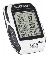 Computer 'Sigma Sport Rox 11.0 GPS White SET' - Bergmann Bike & Outdoor