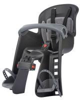SaarRad Fr. Hoffmann GmbH - B2B-Shop - Poli Sport Kindersitz vorne Bilby Junior schwarz-blau