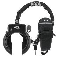 SaarRad Fr. Hoffmann GmbH - B2B-Shop - Axa Set Defender + Kette in Tasche