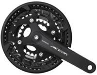Kurbelgarnitur 'Shimano FCT 3010' schwarz - FAHRRAD - KONTOR | Fahrraddiscount | Gute Räder, gute Preise