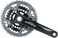 Kurbelgarnitur 'Shimano FCM 590' silber - FAHRRAD - KONTOR | Fahrraddiscount | Gute Räder, gute Preise