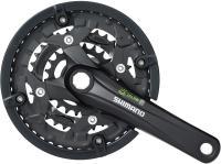 SaarRad Fr. Hoffmann GmbH - B2B-Shop - Shimano Kurbelgarnitur  FCT 4010 schwarz