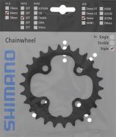 Kettenblatt 'Shimano' 22 Zähne LX - Pro-Cycling-Golla
