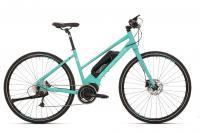 E-Bike 28 Cross eRX690 Lady  Alu 9Gg DEORE - Rad und Sport Fecht - 67063 Ludwigshafen  | Fahrrad | Fahrräder | Bikes | Fahrradangebote | Cycle | Fahrradhändler | Fahrradkauf | Angebote | MTB | Rennrad
