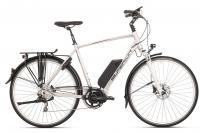 E-Bike 28 Trekking SST 400 Herren Alu 10Gg DEORE - Pulsschlag Bike+Sport