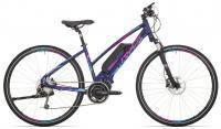 E-Bike Cross 28 Cross Ride e500 Damen Alu 9Gg - Rad und Sport Fecht - 67063 Ludwigshafen  | Fahrrad | Fahrräder | Bikes | Fahrradangebote | Cycle | Fahrradhändler | Fahrradkauf | Angebote | MTB | Rennrad
