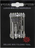 Mini Faltwerkzeug Ventura 11 teilig - Stiller Radsport Speyer - Herzlich Willkommen -