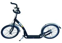 Erwachsenenroller 20' schwarz - Rad und Sport Fecht - 67063 Ludwigshafen  | Fahrrad | Fahrräder | Bikes | Fahrradangebote | Cycle | Fahrradhändler | Fahrradkauf | Angebote | MTB | Rennrad