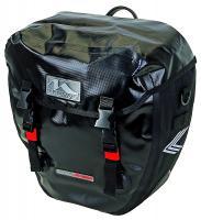 Doppeltasche 'Alberta' 2x20 Liter wasserdicht - FAHRRAD - KONTOR | Fahrraddiscount | Gute Räder, gute Preise