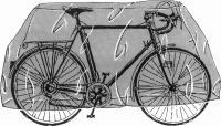 Garage Fahrrad - Fahrradhof Halle