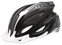 SaarRad Fr. Hoffmann GmbH - B2B-Shop - Rock Machine Helm  Peak schwarz-weiß