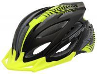 SaarRad Fr. Hoffmann GmbH - B2B-Shop - Rock Machine Helm  Peak schwarz-grün