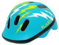 SaarRad Fr. Hoffmann GmbH - B2B-Shop - Rock Machine Helm  Flash Kids blau