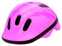 SaarRad Fr. Hoffmann GmbH - B2B-Shop - Rock Machine Helm Flash Kids pink