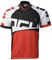 MTB - Shirt  ' Agu Line ' GR. XL - Bike Schmiede Biesenrode GbR
